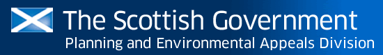 DPEA Scotland website logo